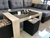 Լրագրասեղան, журнальный столик, coffee table