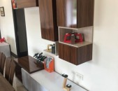 Հյուրասենյակի պահարան TV-լուծումով, Шкаф для ТВ-решений, Tv-solution cabinet