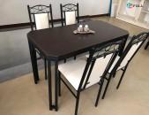 Խոհանոցի սեղան,աթոռ