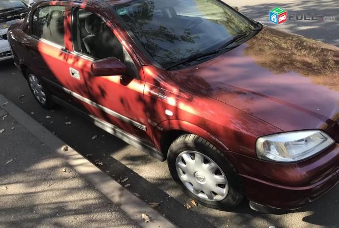 Opel Astra, 1998 թ.