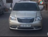 Chrysler Town & Country, 2013 թ.