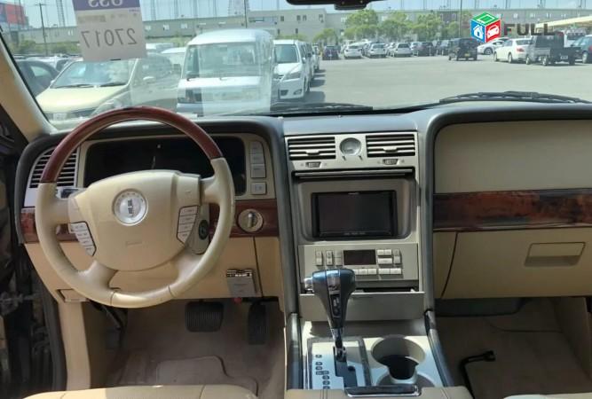 Lincoln Navigator, 2006 թ. Japan Япония