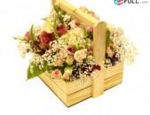 Զամբյուղներ ծաղիկների համար                          zambyuxner caxikneri hamar