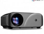VIVIBRIGHT F10 հզոր պրոյեկտոր, HD, 2800 lumens, 1280 * 720P Տնային կինոթատրոն