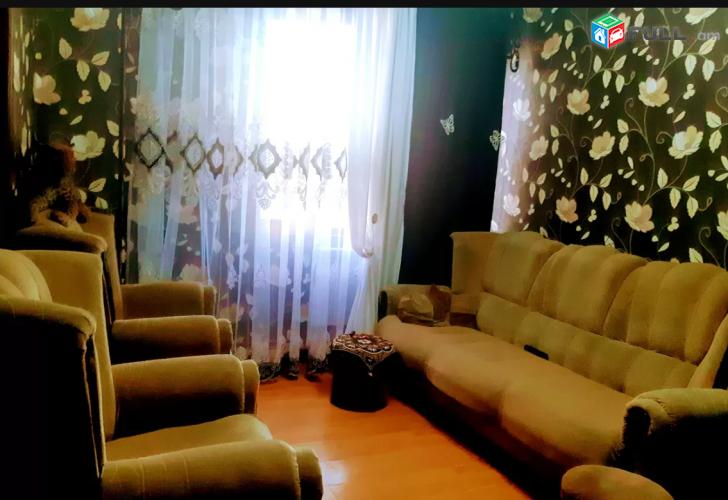 Kod H 0113 Վաճառվում է 3 սենյականոց բնակարան Ք․ Երևանում