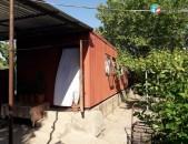 Kod H 0128 Վաճառվում է հողատարածք կիսակառույց շինությամբ և տնակով Ք․ Աշտարակում