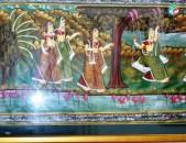Hndkakan Manrankarchutyun Metaqsi vra, dzerqi ashxatanq 45 cm x 109 cm