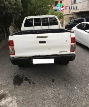 Toyota Hilux, 2012 թ.