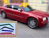 Vetravik / andzrevik Chrysler -ների բոլոր մոդելների համար, տեղադրումն անվճար