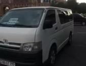 Автобус минивен микроавтобус bus sprinter vito viano