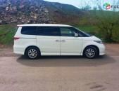 Transfer Zvartnoc odanavakayan ev Patverov miniven Honda Elysion