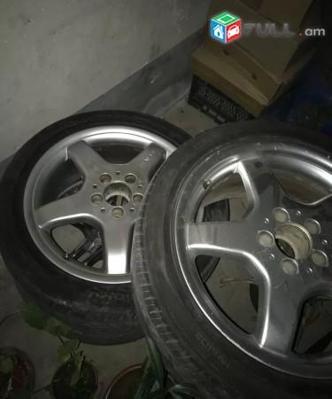 Anvahec Bandaj Mercedesi 245 / 40 / R17