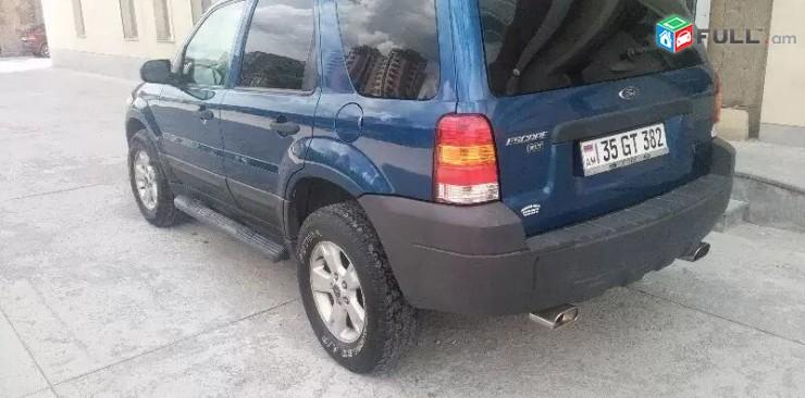 Ford Escape, 2006 թ.