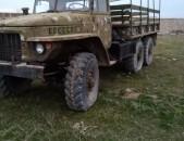 Ural 375 Benzinov mator