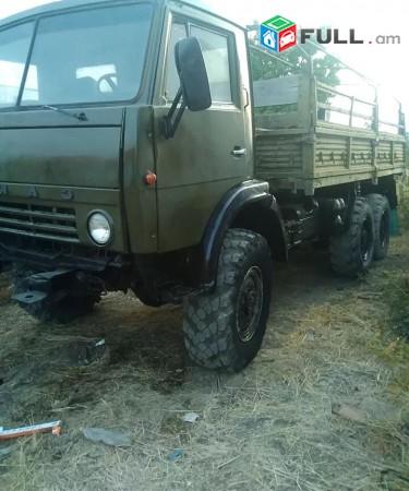Kamaz4310 vidushi ural zil gaz66