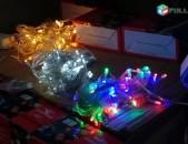 Ակցիա 100 լամպանոց Գեղեցիկ Ամանորյա լույսեր, սահմանափակ քանակով