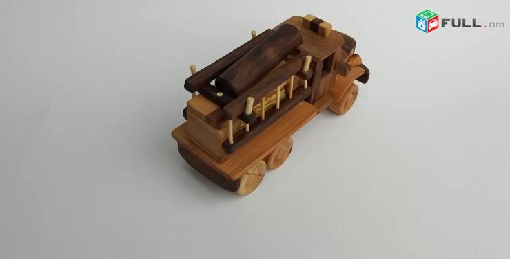 Փայտե չքնաղ և էկոլոգիապես մաքուր խաղալիքներ Ձեր երեխայի համար, համար 1430
