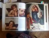 VELIKI MAJSTORI UMETNOSTI շարքի 7 հատորանոց արվեստի (նկարչների) գրքեր