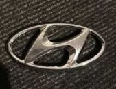 Bagajniki znak logo hyundai elantra