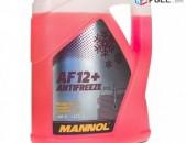 Antifreeze Mannol AF12 + -5L