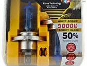 Halogen lamp Kaier H4 / H7-5000K