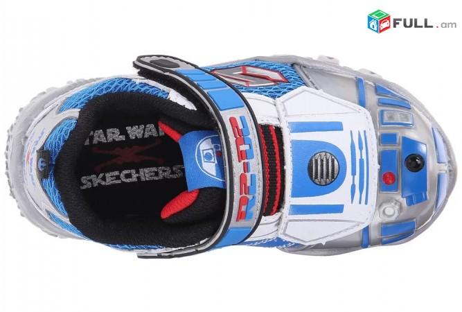 Skechers Kids Star Wars Բոթաս Լույսերով Original 20 - ԱՄՆ-ից մատչելի գին