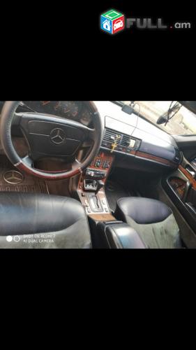 Mercedes-Benz -     S 500 , 1993թ.
