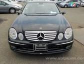 Mercedes w211 japonakan