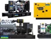 Generator / հոսանքի գեներատոր / движок / dvijok / dvizok / электростанция / гене