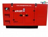 Dizel generator / генератор / Generator / dvijok / Diesel generatorner / ARKEN /