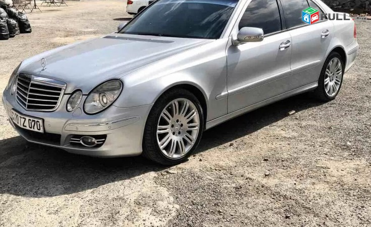 Mercedes E, 2007 թ.