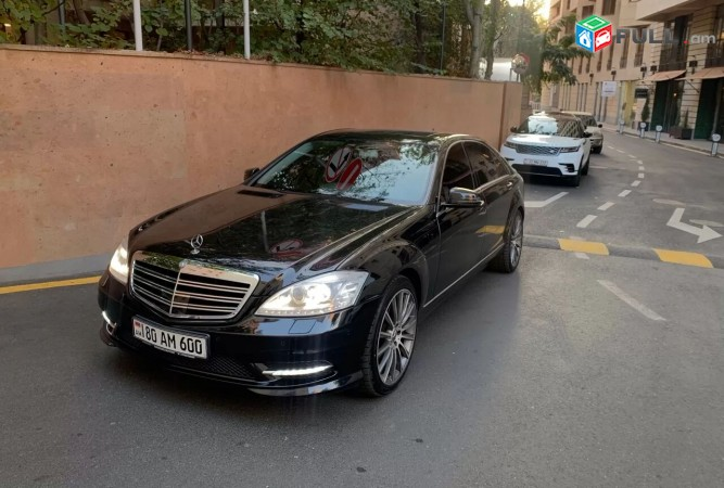 Mercedes-Benz S550 AMG Restyling