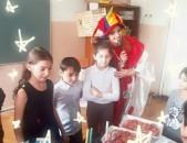 Ծաղրածուներ ։Ծննդյան տոների կազմակերպում