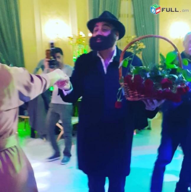 Կարաբալա/Karabala/Միջոցառումների կազմակերպում/Ծաղիկների բաժանում