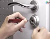 Tan pak drneri bacum փակ դռներ բացում փականի բացում