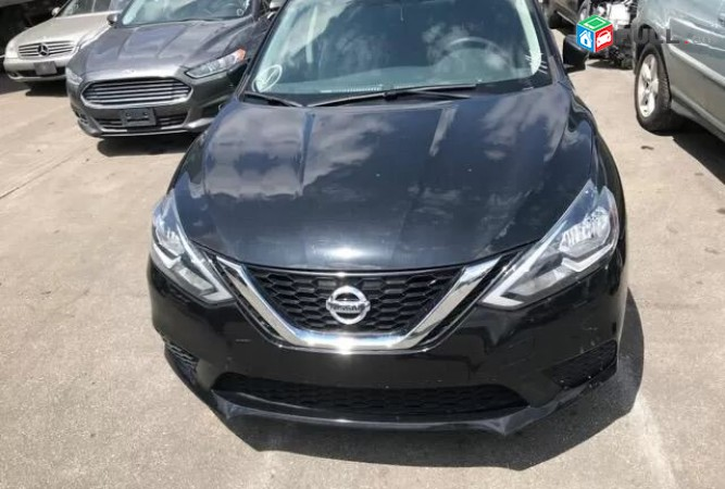 Nissan Sentra, 2017 թ.