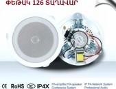 patalochni dinamik arastaxi dinamik ceiling speaker