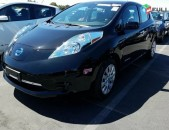 2017 nissan leaf s electric s 1n4bz0cp0hc307725