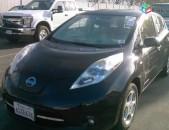 2011 nissan leaf sl jn1az0cp7bt003792