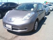2016 nissan leaf s electric s 1n4az0cp5gc306693