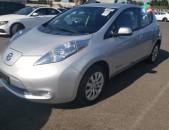 2016 nissan leaf s electric s 1n4az0cp0gc311252