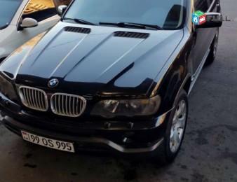 BMW -     X5 , 2001թ.