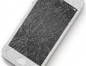 Iphone 5 ekran. poxarinumy anvchar
