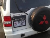 Mitsubishi Pajero, 1999 թ.