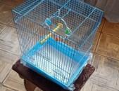 Թութակի վանդակ լրիվ նոր tutaki vandak клетка для попугаев