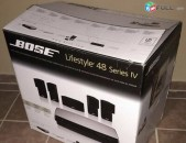Bose lifestyle 48 series 4 home theater