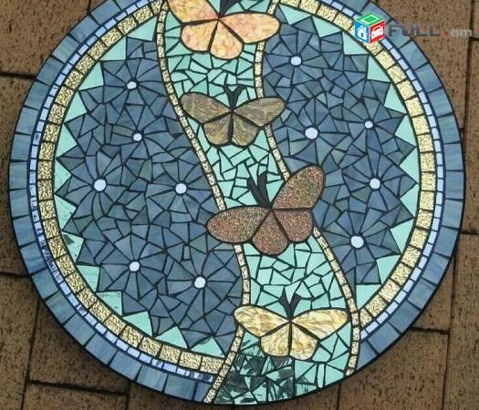 Խճանկար (mozaika) mozayka. xchankar