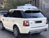 Land Rover Range Rover Sport , 2008թ.