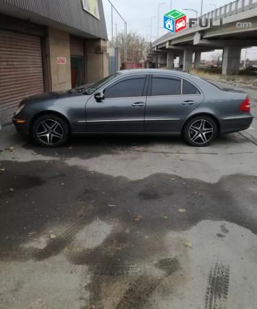Mercedes E, 2005 թ.