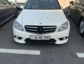Mercedes C300. lav avto. tarm avto